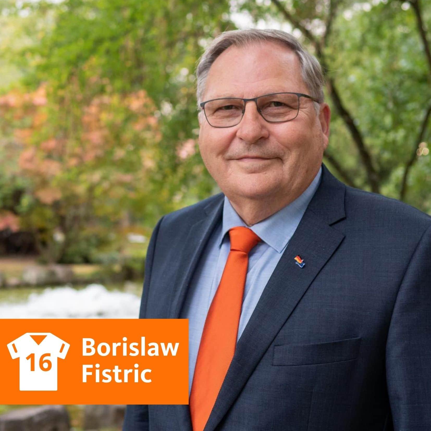Borislaw Fistric