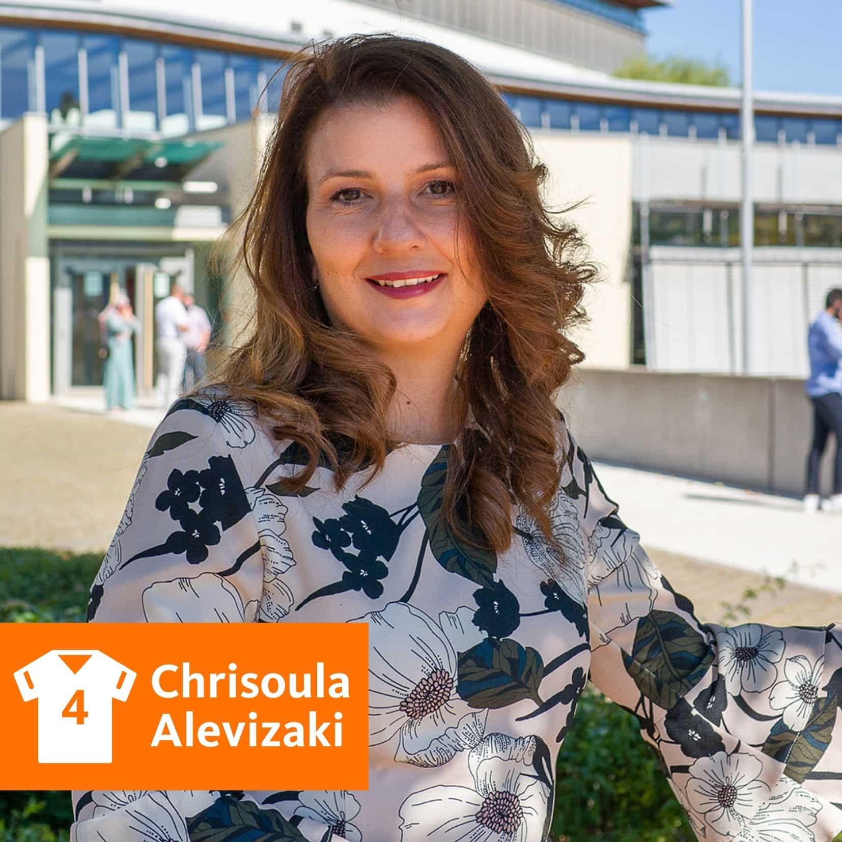 Chrysoula Alevizaki