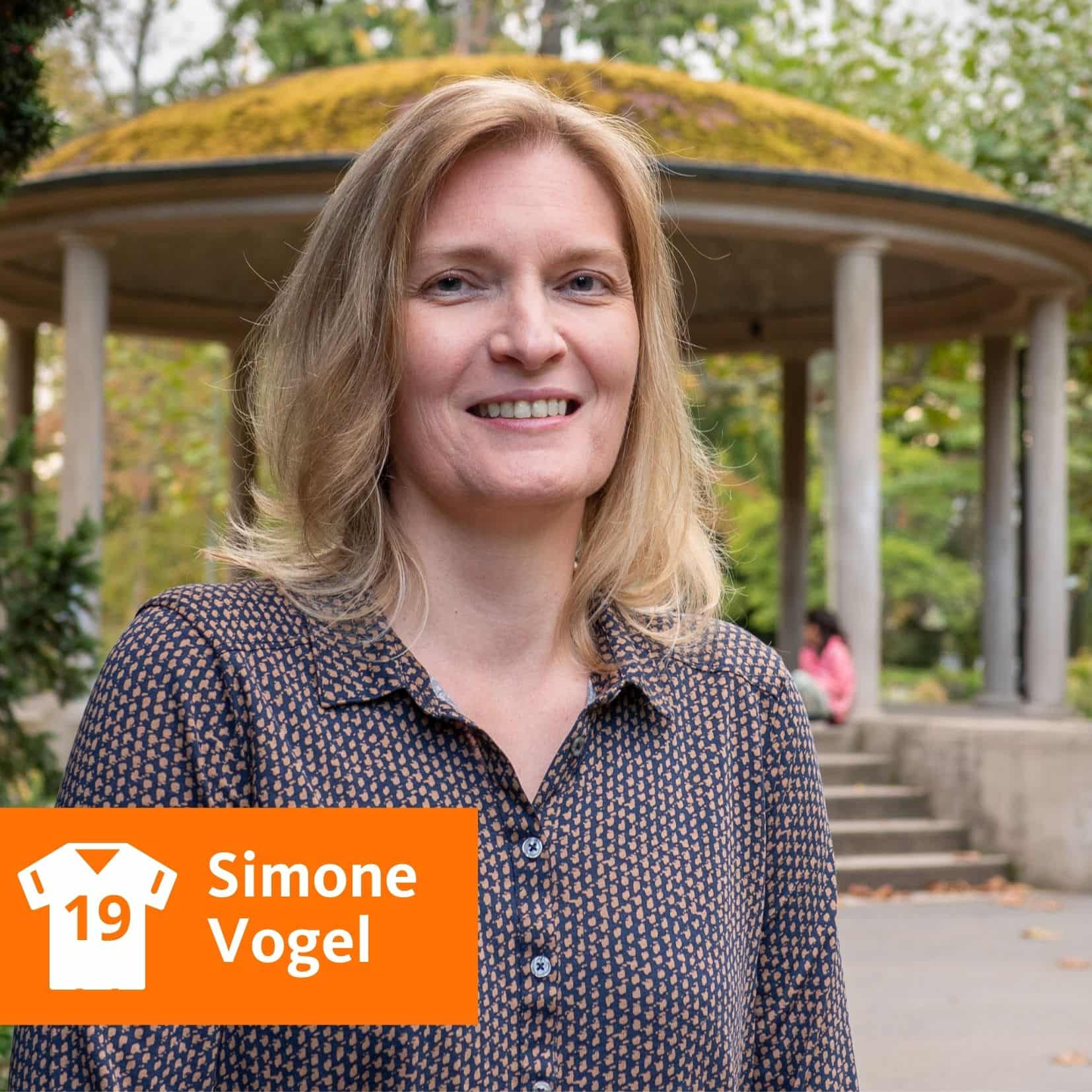 Simone Vogel