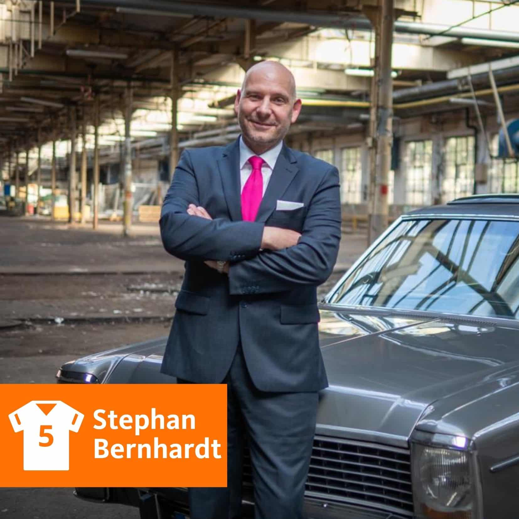 Stephan Bernhardt