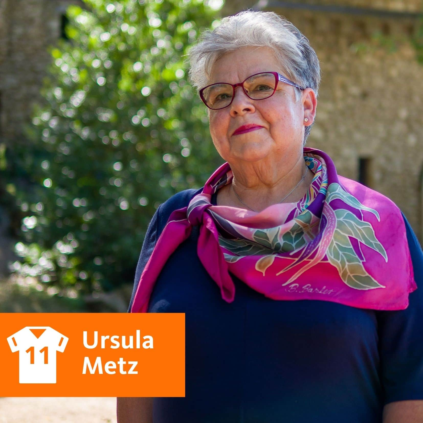 Ursula Metz